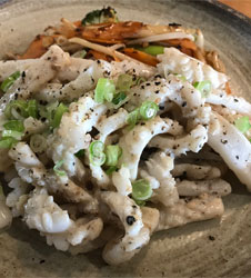 Creamy Calamari